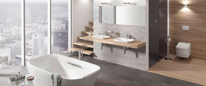 Badezimmer im Neubau - Was kostet ein neues Badezimmer? - G ...